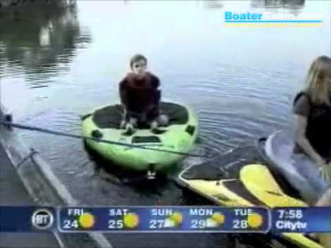 City TV Breakfast Television - Sea Doo Tips, July