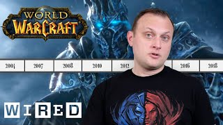 Blizzard Explains the Entire History of World of Warcraft | WIRED - YouTube
