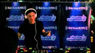 ALESSO Blame it on me/ dubvision turn it around (Sirius XM electric aquarium 11-5-14)