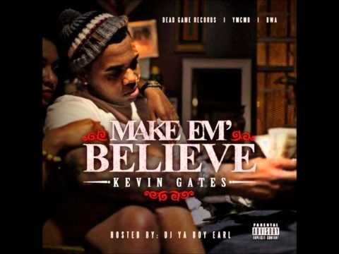 Kevin Gates Soldier Man