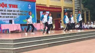 Nhảy Save Me cực chất  THPT Lục Nam
