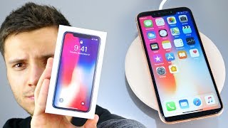 NEW iPhone X Clone Unboxing!