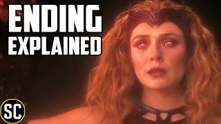 WandaVision Finale: ENDING EXPLAINED + Did [SPOILER] Survive?