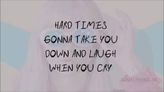 Paramore - ''Hard Times'' With Lyrics