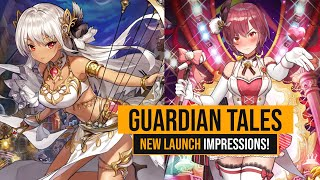 Guardian Tales Launch Impressions! (Mobile RPG)