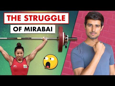 Mirabai Chanu   The Real Struggler  Tokyo Olympics 2021   Inspiring   Dhruv Rathee