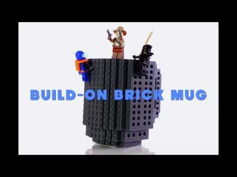 Build-On Brick Mug from ThinkGeek