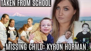 WHERE IS Kyron Horman?! Portland Boy Disappears From School