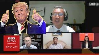 Donald Trump: Người Việt ở Mỹ nghĩ gì về tổng thống? - Bàn tròn BBC News Tiếng Việt
