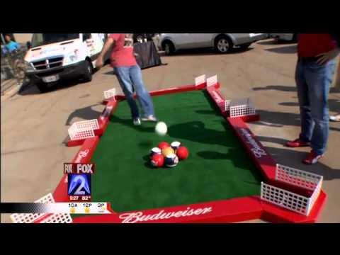 Budweiser Poolball 2012