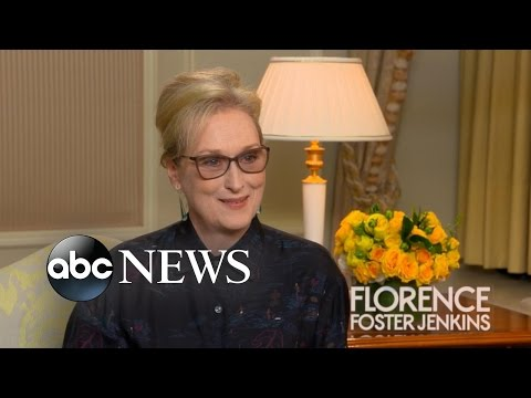 Meryl Streep Recalls Meeting Al Pacino When 'I Was Nobody'