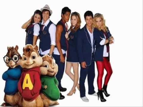 Baixar O Amor está em Jogo - REBELDES (Versão Alvin e os esquilos)