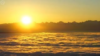 The Golden Light of Dawn | Morning Relaxing Music - Piano Music, Positive Music, Study Music 432Hz