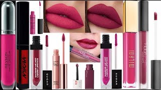 Long Lasting Lipsticks In India With Price | Best Liquid Lipstick in India with Price