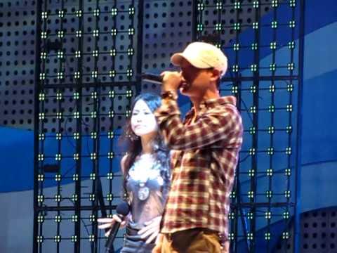 [Fancam] Tony An & Lee Jaewon - A Better Day (JTL) (10.08.28 Seoul Plaza Dream Concert)