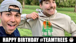 Happy Birthday, #TeamTrees!