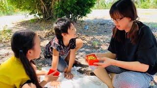 Đi Tìm Kho Báu (^_^) Stin Dâu Và Tuyệt Chiêu Cứu Người Bị Ngất Xỉu