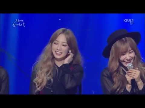 소녀시대 태티서 Talk 토크 (2014.10.03)
