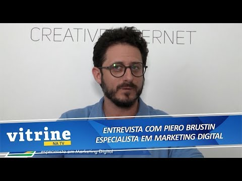 "Imagem Workshop ""Marketing Digital de Resultados"" - VITRINE NA TV 25/09/2018"