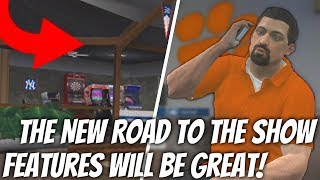These 7 New Features In Road To The Show Take MLB The Show 20 To The NEXT LEVEL