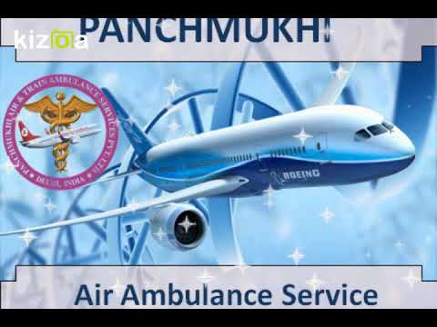Panchmukhi Air Ambulance from Kolkata to Mumbai at Best and Affordable