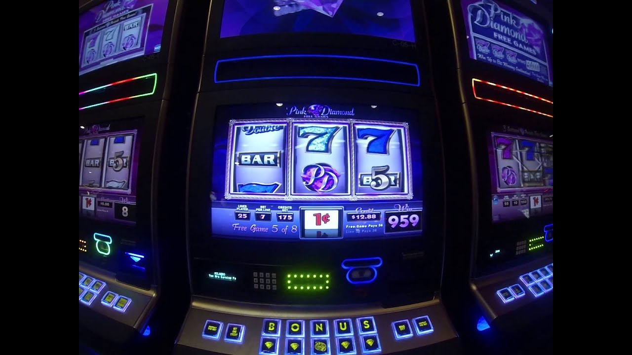 Dublin slot machine youtube