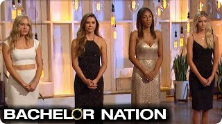 Colton Picks Final Three For Fantasy Suite Dates! | The Bachelor US