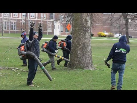 Team Great Lakes: Clark Park Cleanup - 2016