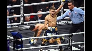 NAOYA INOUE GOES AHEAD OF ERROL SPENCE IN POUND FOR POUND RANKINGS