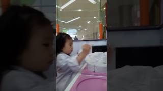 Toddler Indoor playground: Sophie at Kidzoona