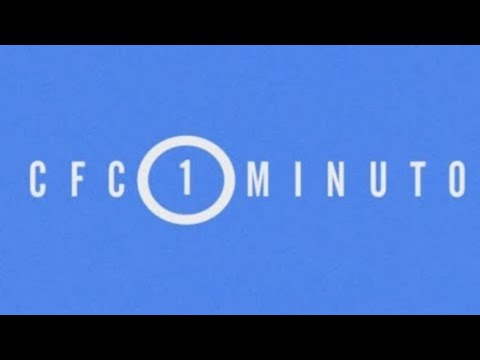CFC EM UM MINUTO #120
