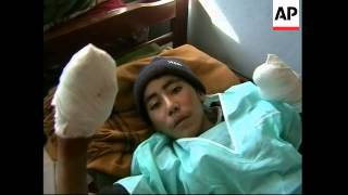 Cold kills at least 654 people, amputees