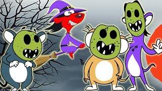 Rat-A-Tat |'Hollow Eyes Halloween Cartoons Compilation #1'| Chotoonz Kids Funny Cartoon Videos