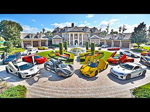 Парите и вкусот не одат секогаш заедно - најчудните домови на милијардерите