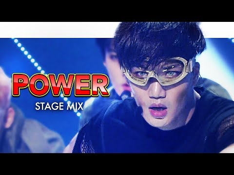 [LIVE] EXO「Power」TV Performance Stage Mix Special Edit.
