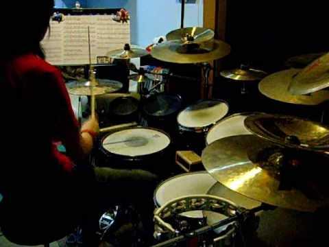 張震嶽 - 自由 (Drums Cover)
