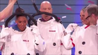 Comedy Jugglers Act Funniest EVER! | Quarterfinals 3 (FULL) | America's Got Talent 2016