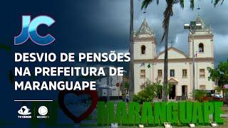 Desvio de pensões na prefeitura de Maranguape