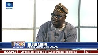 Ashiru Shares His Overview Of Ekiti Governorship Election Pt.1 14/07/18 |News@10|