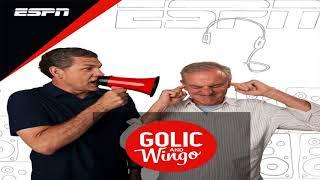 Golic and Wingo 9/7/2018 -  Hour 1: Eagles/Falcons