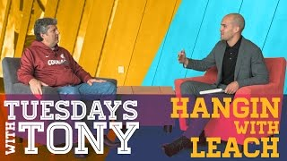 Tuesdays With Tony - Hangin with Mike Leach