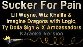 Lil Wayne, Wiz Khalifa & Imagine Dragons w/ Logic & Ty Dolla $ign ft X Ambassadors - Sucker For Pain