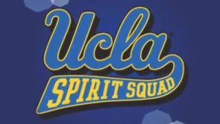 UCLA Dance Team Fight Song