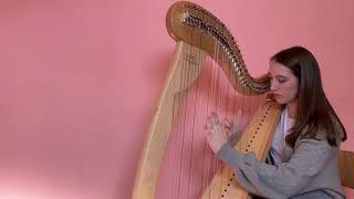 """My young and beautiful student Nadia plays """"Estrella"""" by Fabio Rizza"""