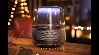 Harman Kardon Allure SMART speaker - REVIEW