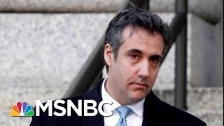 President Trump On Michael Cohen Testifying: I'm Not Worried About It At All | Hardball | MSNBC