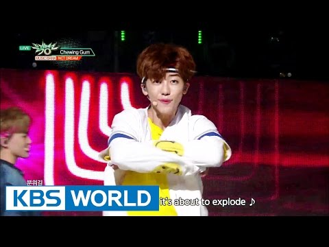 NCT DREAM - Chewing Gum [Music Bank / 2016.09.09]