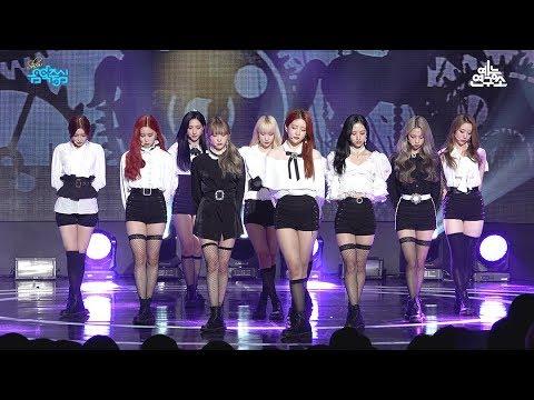 [예능연구소 직캠] 우주소녀 부탁해 @쇼!음악중심_20181020 SAVE ME WJSN in 4K