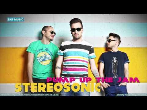 Stereosonic - Pump Up the Jam (Official Single)