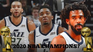 Are the Utah Jazz Title Contenders?